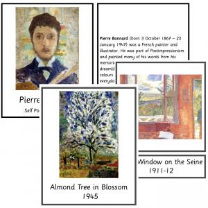 Great Artists: Pierre Bonnard