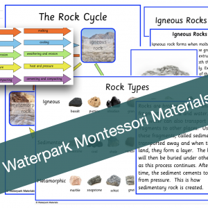 Rock Types Rock Cycle