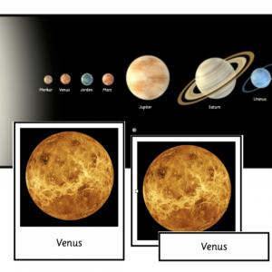 Planets - Who am I?