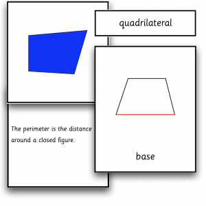 Parts of a Quadrilateral