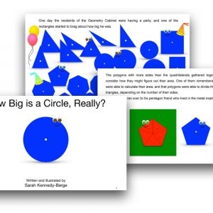Geometry Story: How Big is a Circle, Really?